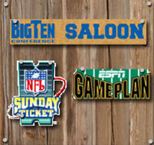 Big Ten Conference Saloon